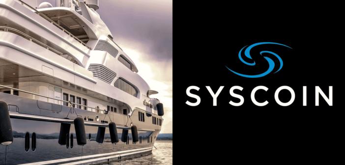 $6.8 Millionen für 11 Syscoin?
